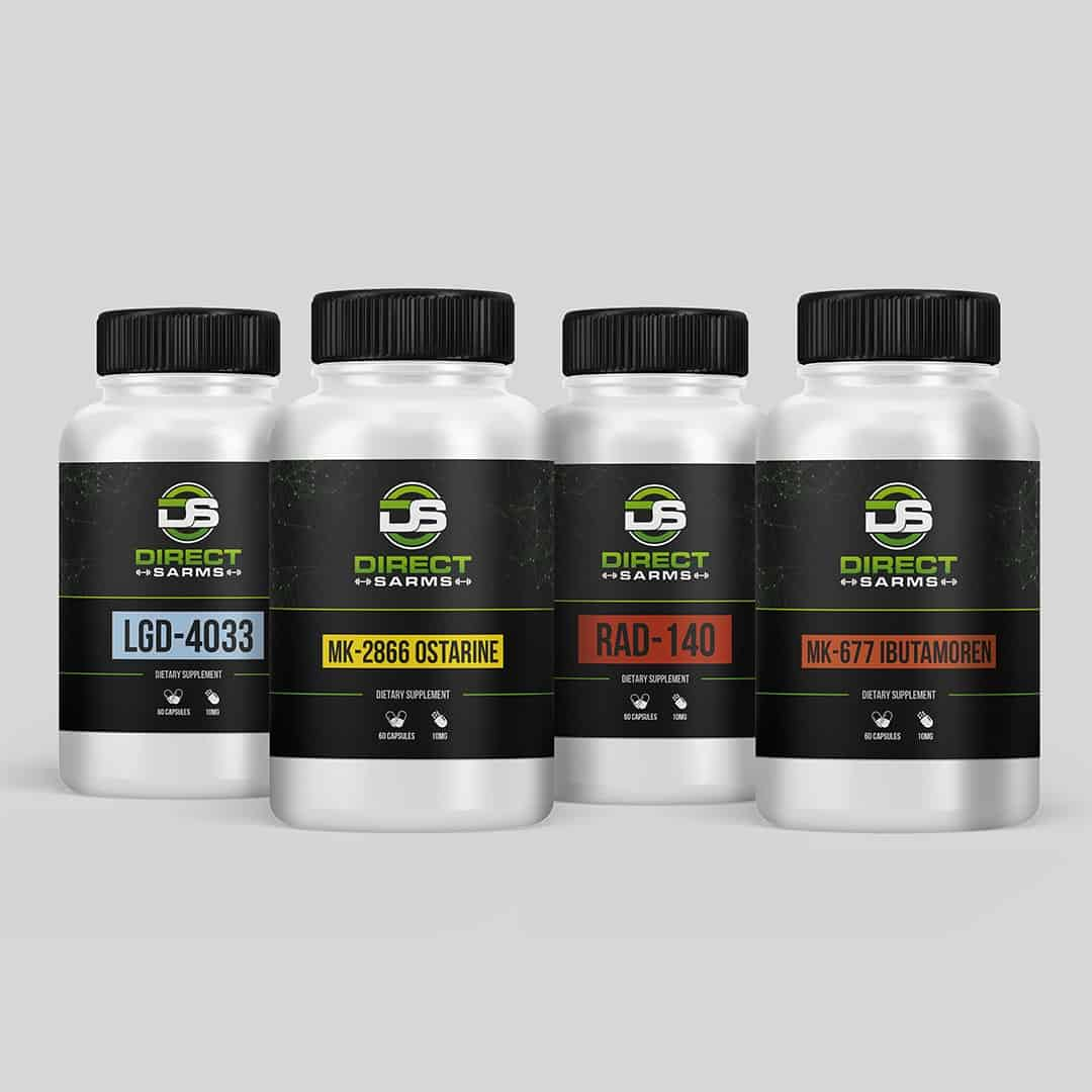 Buy Muscle Building Stack Direct SARMS Hungary